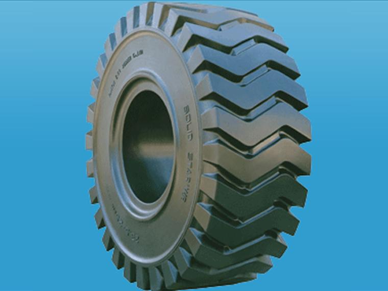 SOLID STAR-ET系列充气形态式轮胎