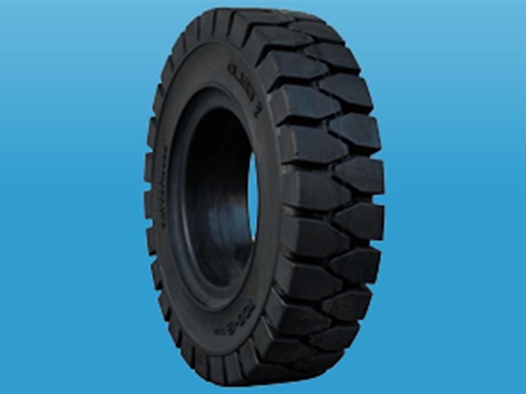 WP系列充气形态式轮胎